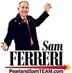 Pearland Sam Photologo