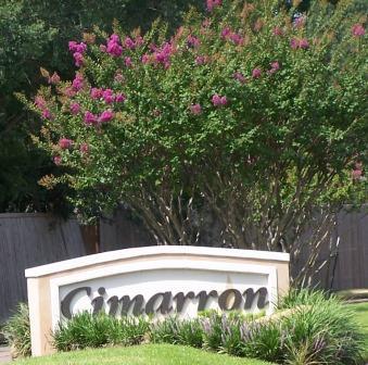 Cimarron sign