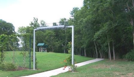 Park in Fulshear Creek Crossing