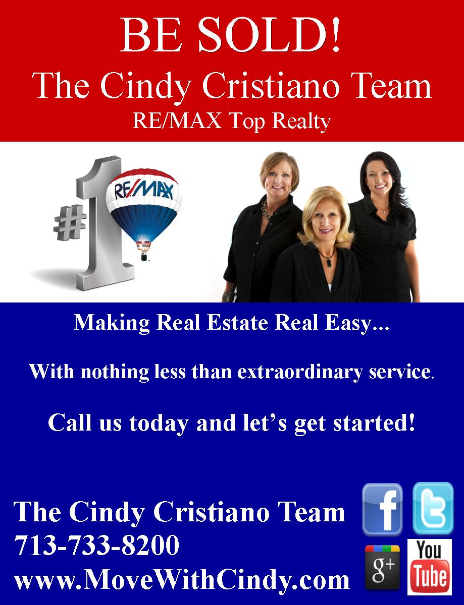 The Cindy Cristiano Team