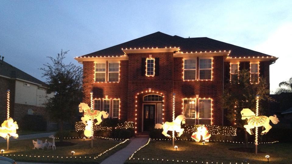 Christmas Lights Company   Christmas Lights Creation   Pearland TX ...