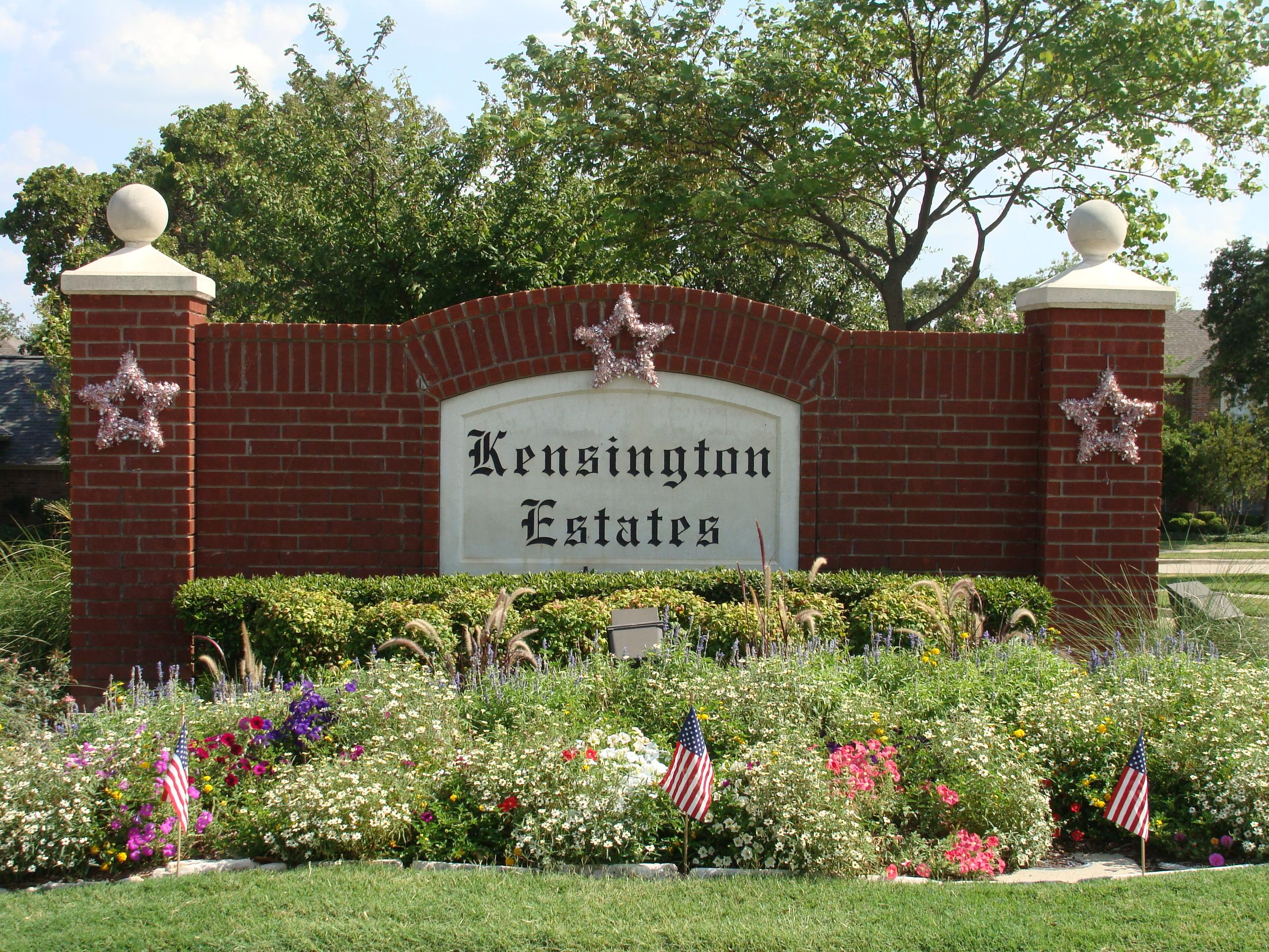 Kensington Estates Corinth TX Homes for Sale