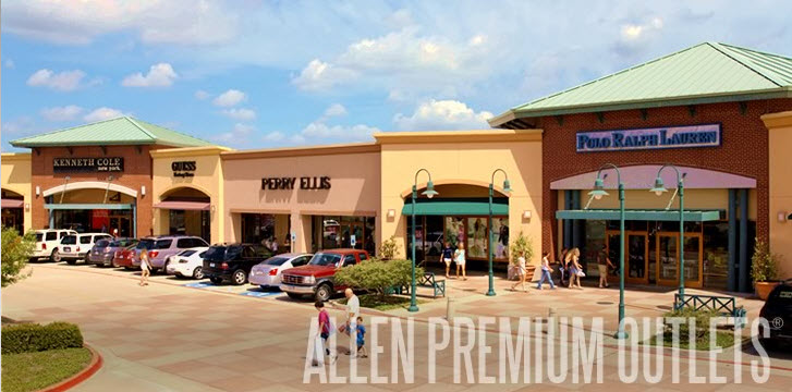 Allen Premium Outlet Mall
