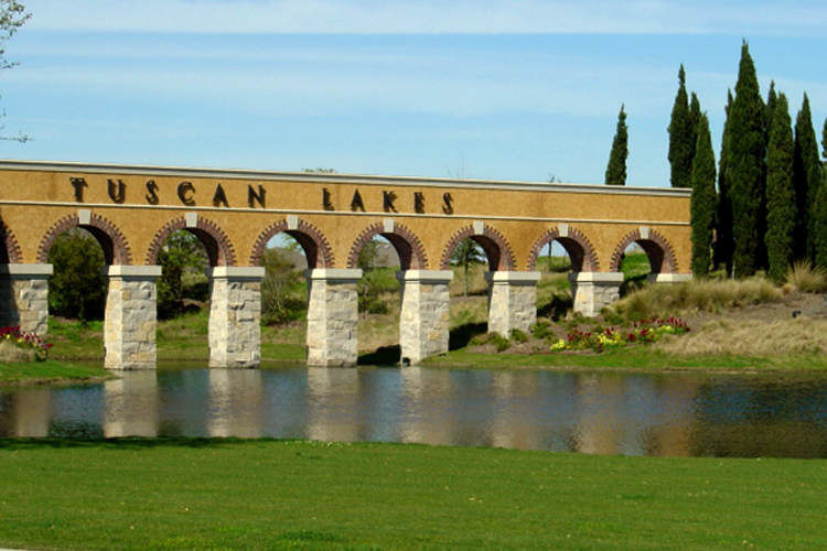 Tuscan Lakes Homes For Sale League City