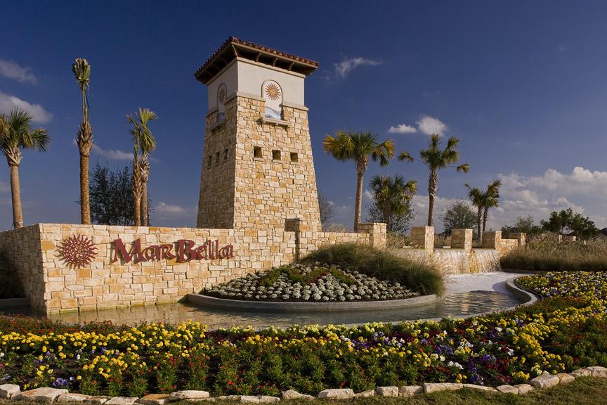 Marbella Homes League City
